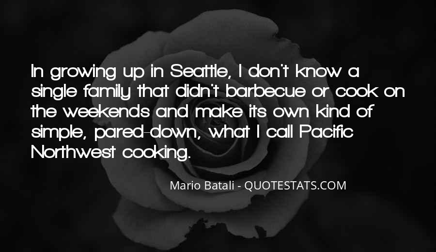 Family Barbecue Quotes #1682132