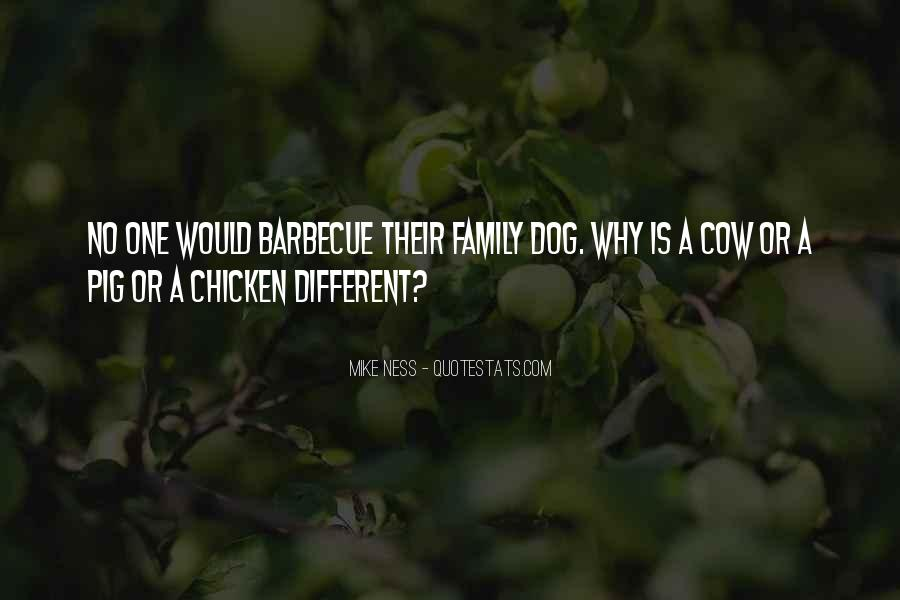 Family Barbecue Quotes #998882