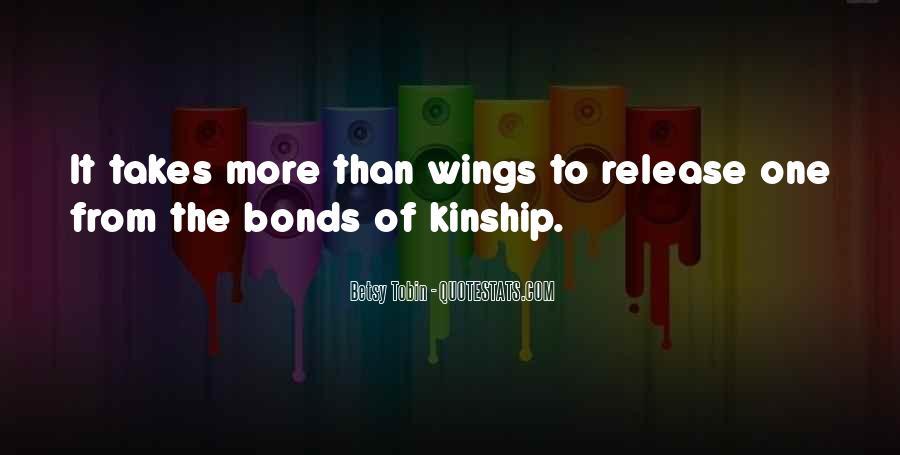 Family Bonds Quotes #1140160
