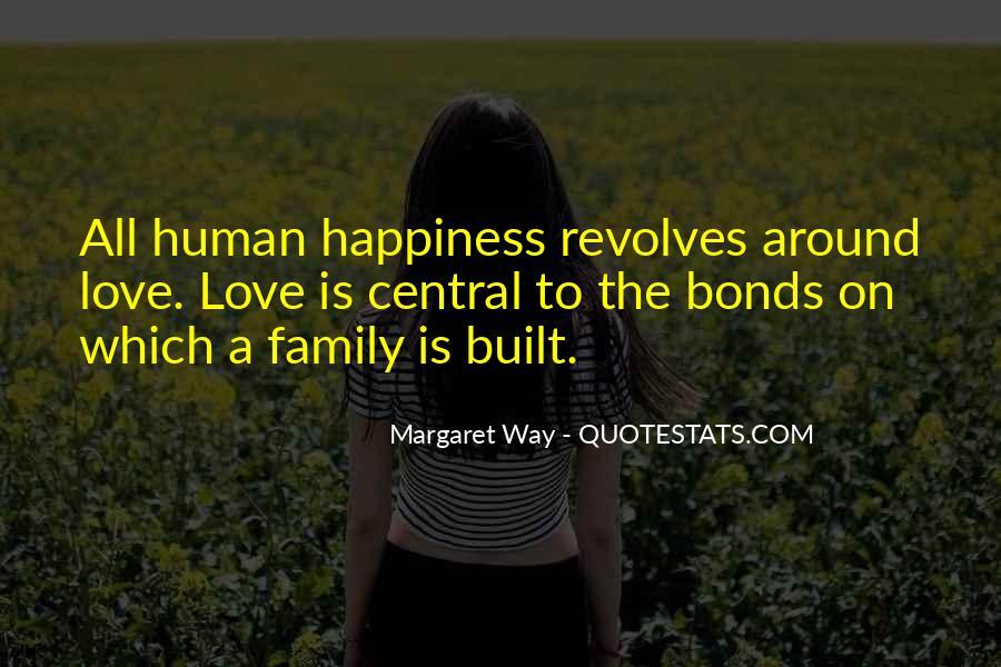 Family Bonds Quotes #1239201