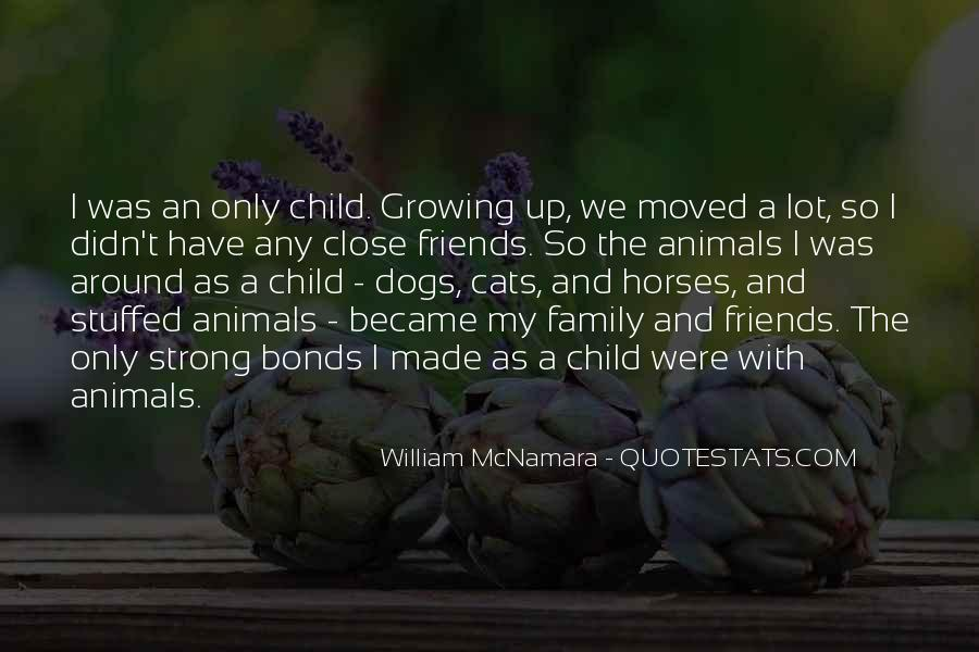 Family Bonds Quotes #1689110