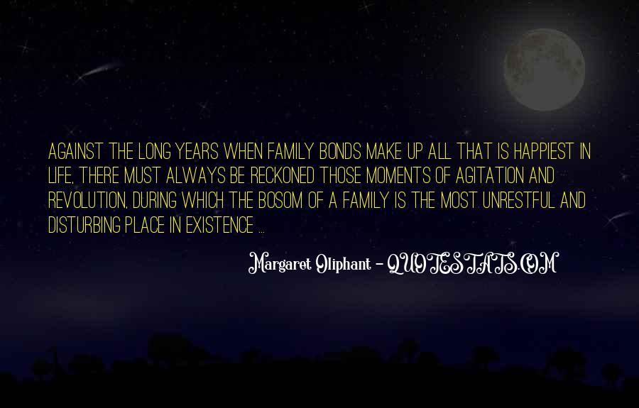 Family Bonds Quotes #773163