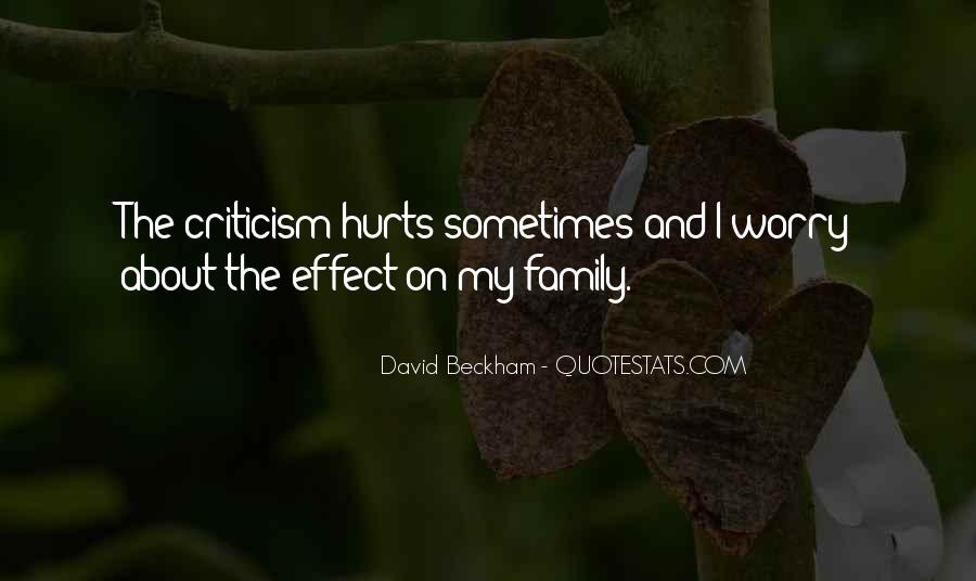 Top 56 Family Can Hurt You Quotes: Famous Quotes & Sayings ...