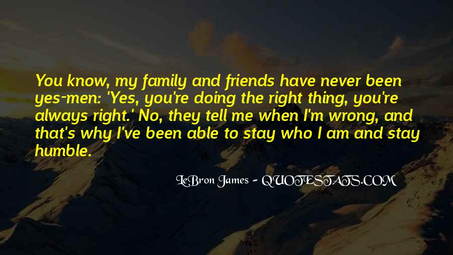 Family Doing Wrong Quotes #1262140