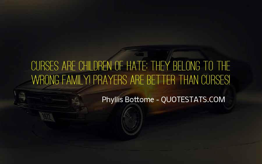 Family Doing Wrong Quotes #544434