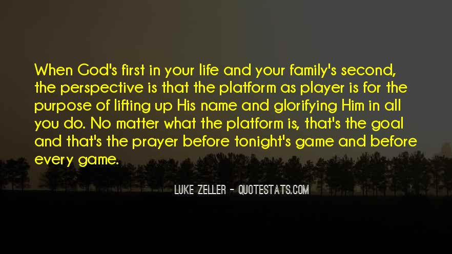 Family For Life Quotes #191732