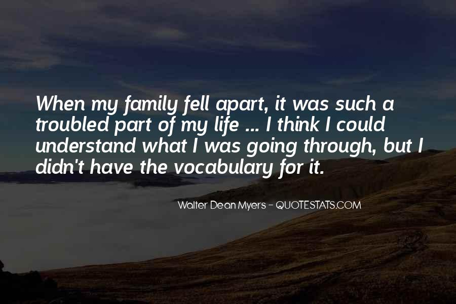 Family For Life Quotes #204705