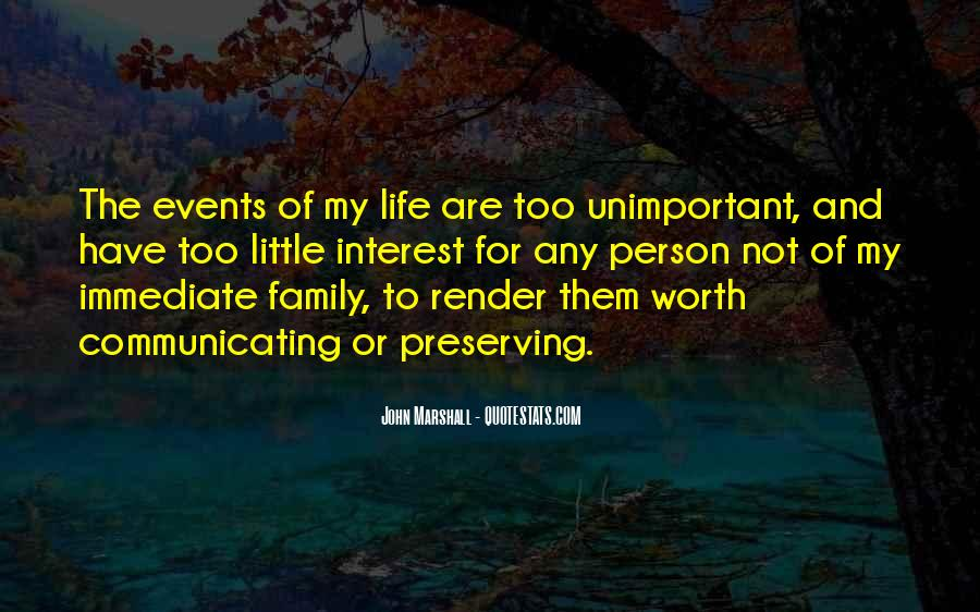 Family For Life Quotes #216132