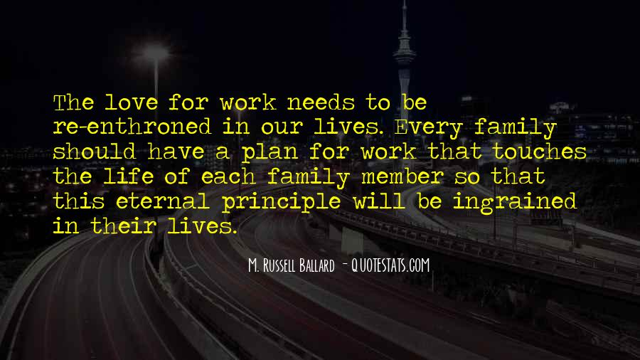 Family For Life Quotes #241644