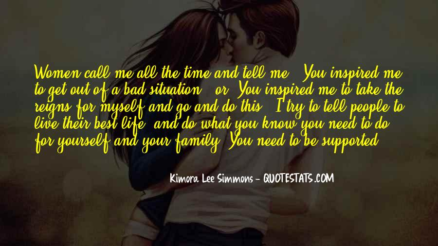 Family For Life Quotes #27244