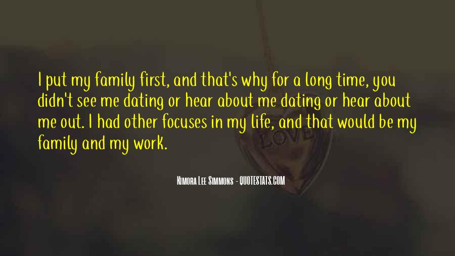 Family For Life Quotes #297128