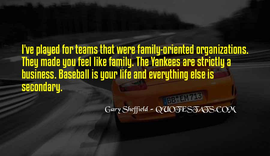 Family For Life Quotes #302866