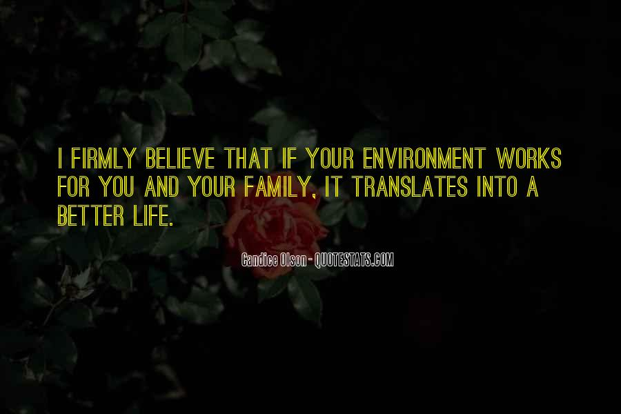 Family For Life Quotes #303882