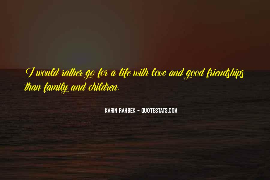 Family For Life Quotes #308882