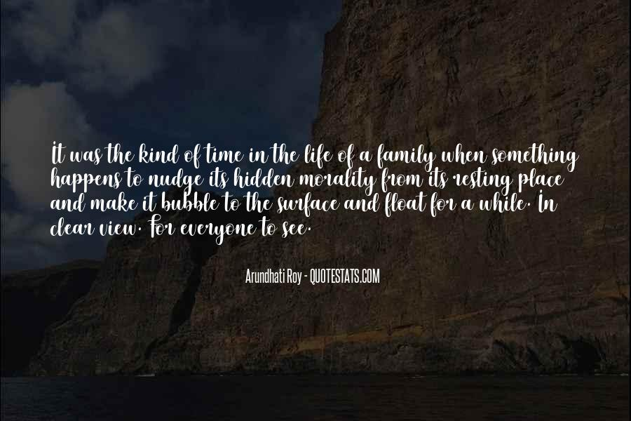 Family For Life Quotes #338007