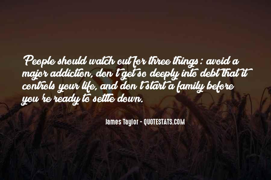 Family For Life Quotes #35885
