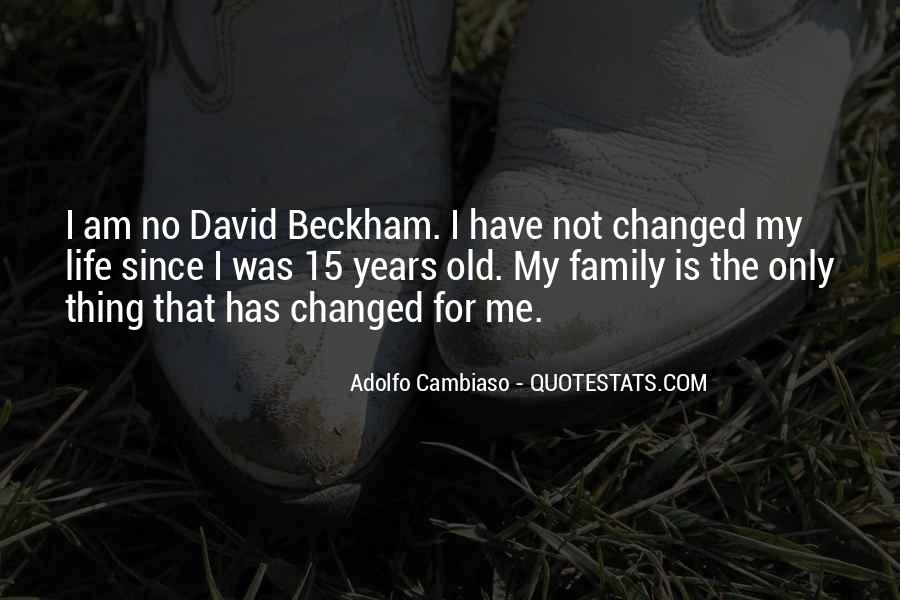 Family For Life Quotes #382709