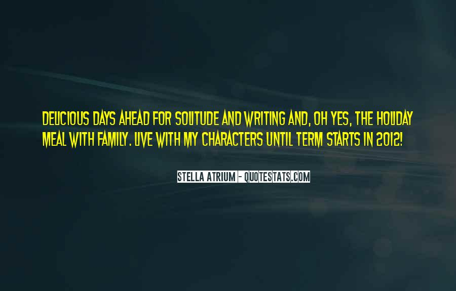 Family For Life Quotes #60120