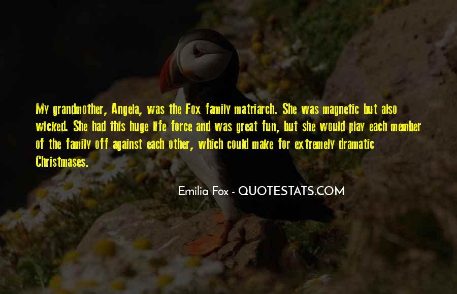 Family For Life Quotes #69872