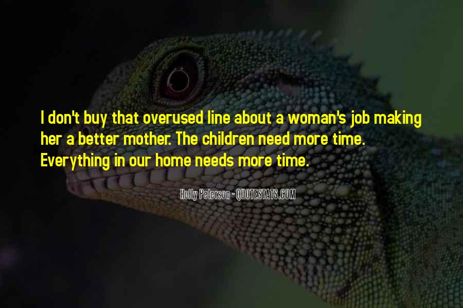 Family In Time Of Need Quotes #1270832