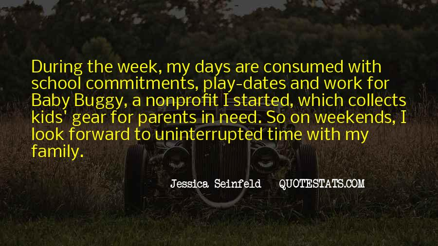 Family In Time Of Need Quotes #1320214