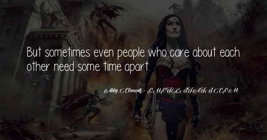 Family In Time Of Need Quotes #1770345