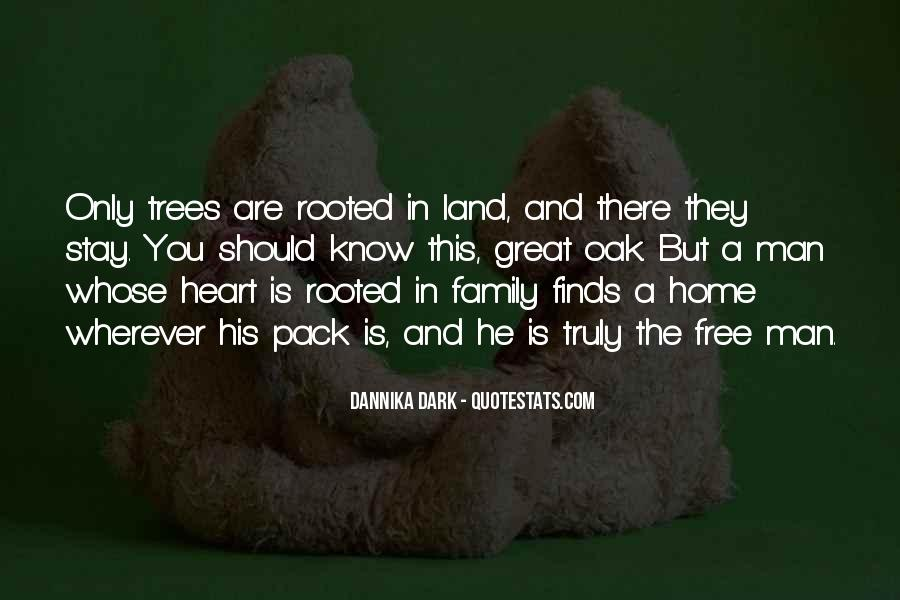 Family Is In The Heart Quotes #1423192