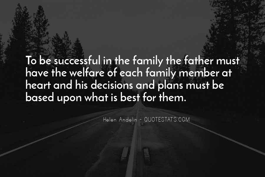 Family Is In The Heart Quotes #1674552