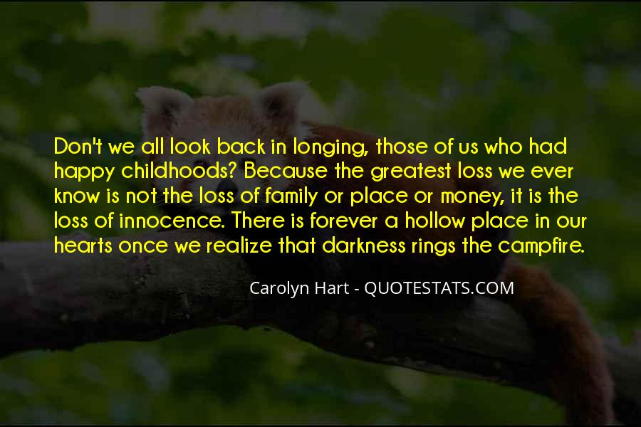 Family Is In The Heart Quotes #245443