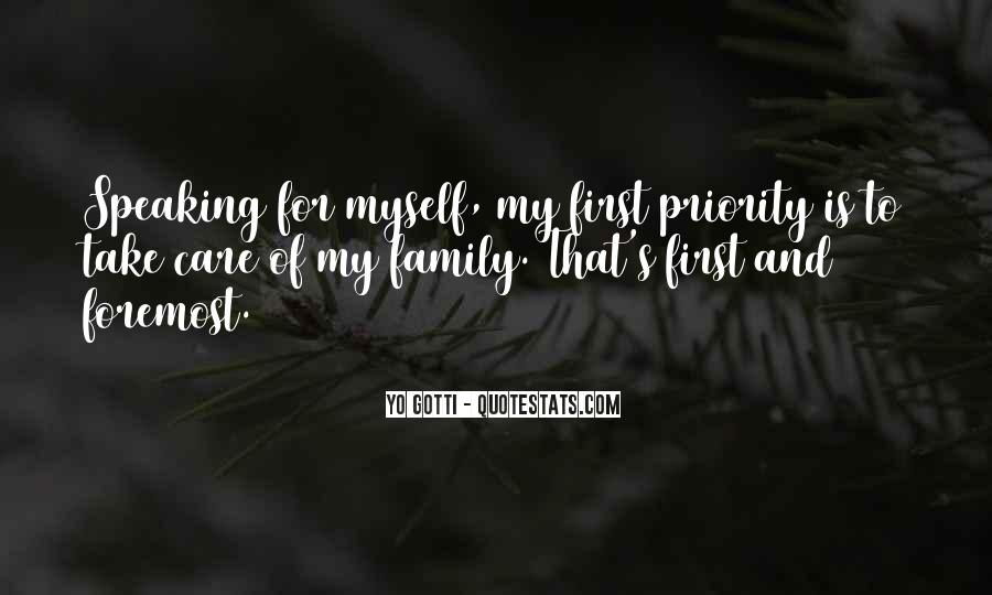 Top 60 Family Is My Priority Quotes Famous Quotes Sayings About Family Is My Priority