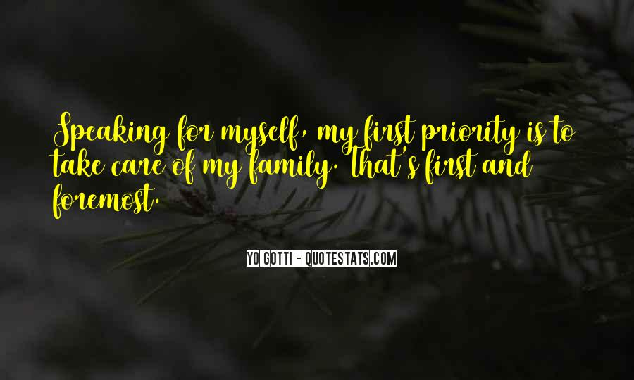 Family Is My Quotes #14445