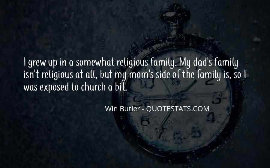 Family Is My Quotes #15974
