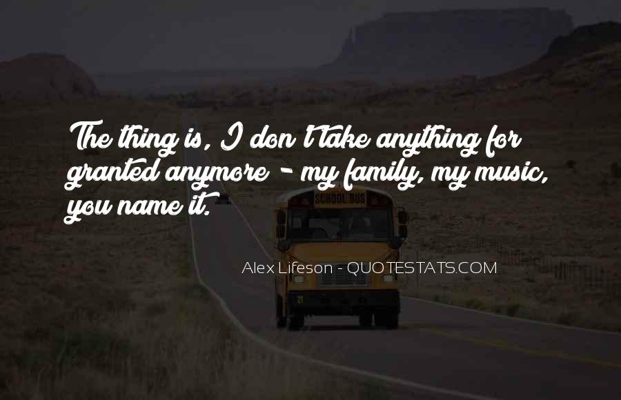 Family Is My Quotes #52814