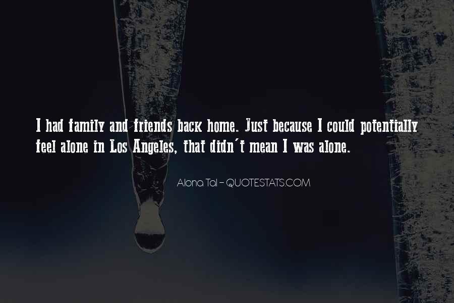 Family Is The Best Friends Quotes #18577