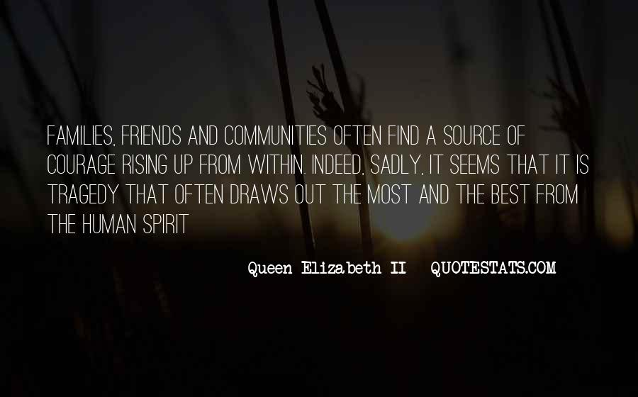 Family Is The Best Friends Quotes #674453