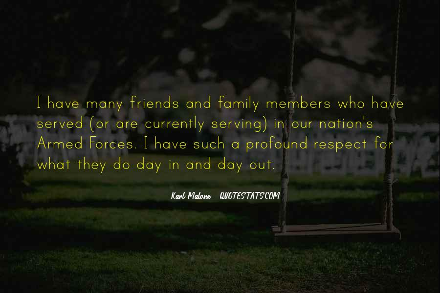 Family Is The Best Friends Quotes #69886