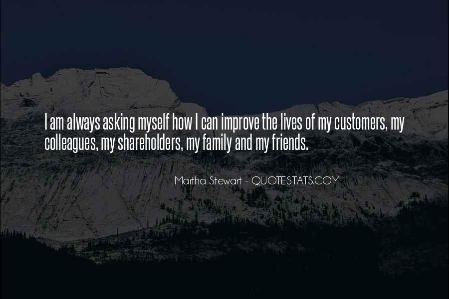 Family Is The Best Friends Quotes #8479
