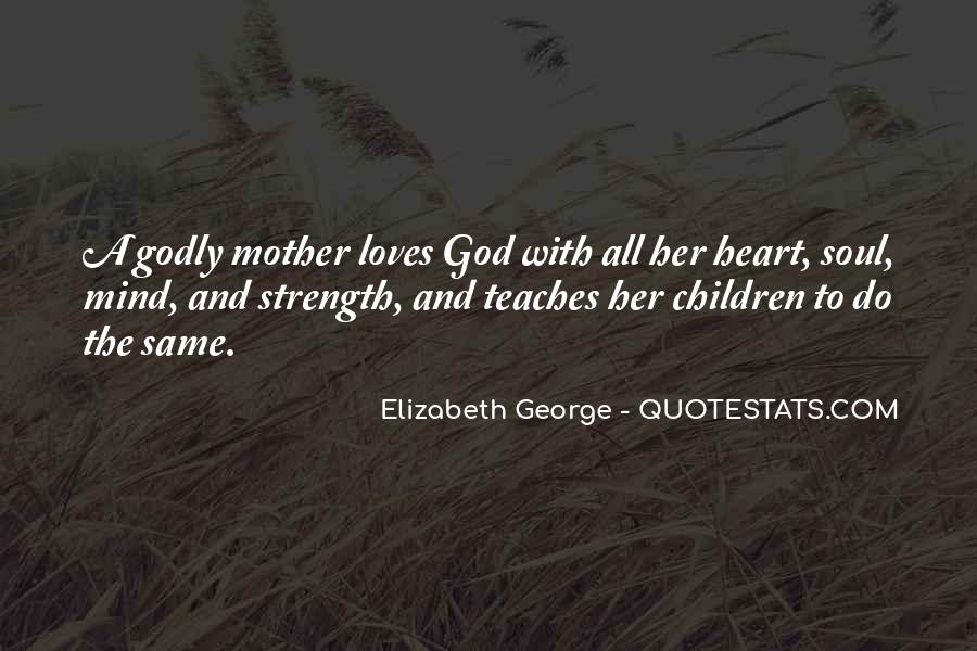 Family My Strength Quotes #550857