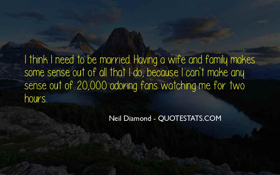 Family Of Two Quotes #110148