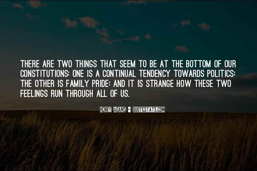 Family Of Two Quotes #178961