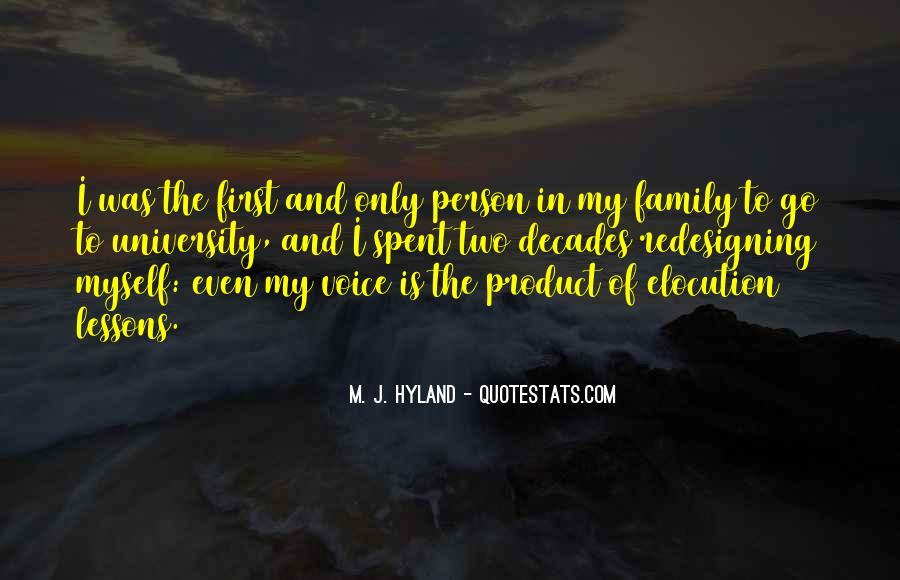 Family Of Two Quotes #317026