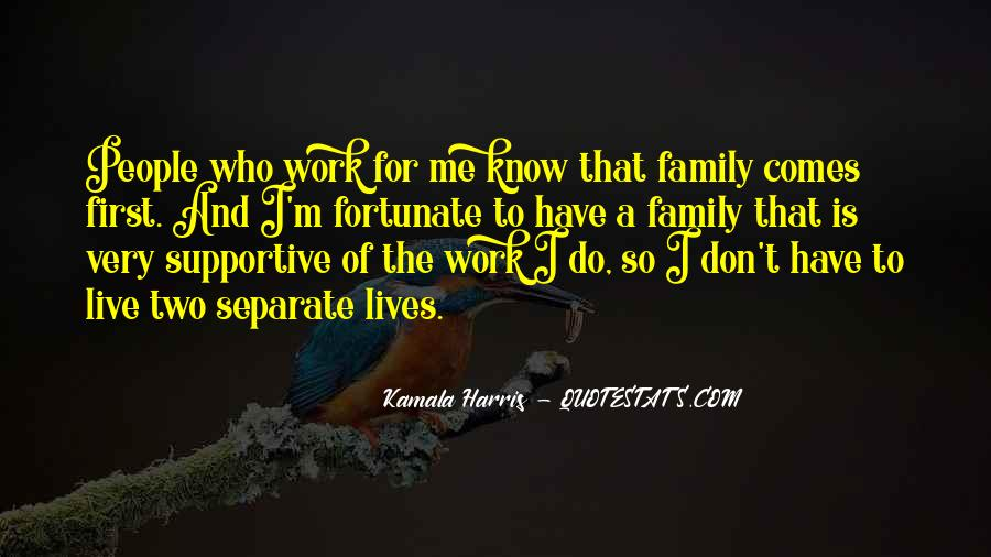 Family Of Two Quotes #336720