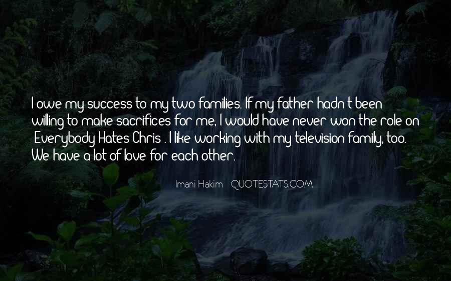 Family Of Two Quotes #380261