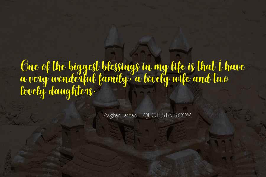 Family Of Two Quotes #411710