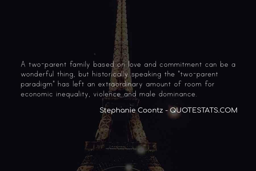 Family Of Two Quotes #471501