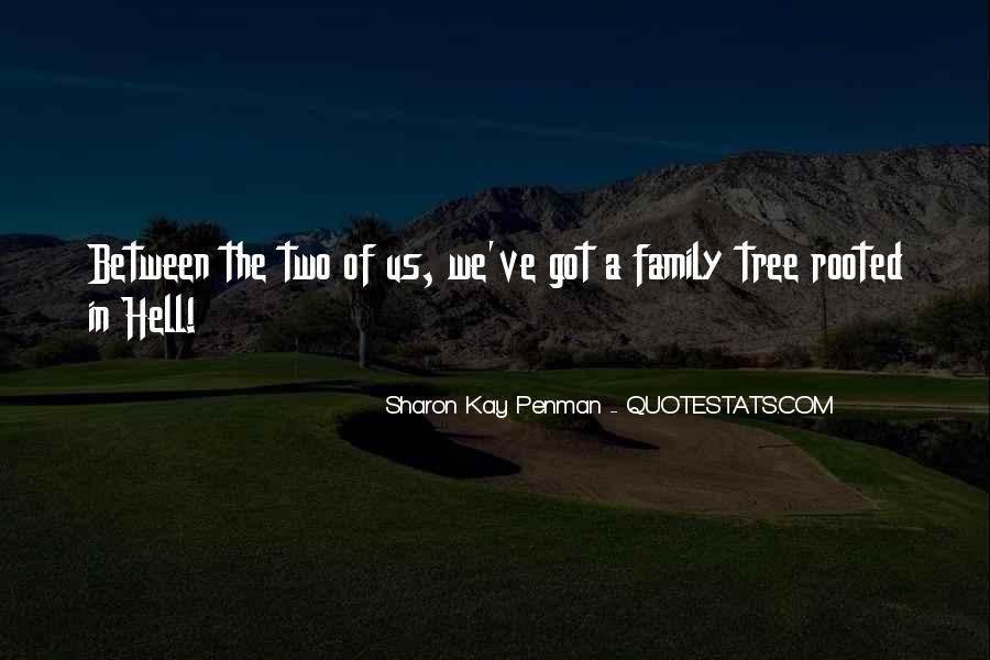 Family Of Two Quotes #491233
