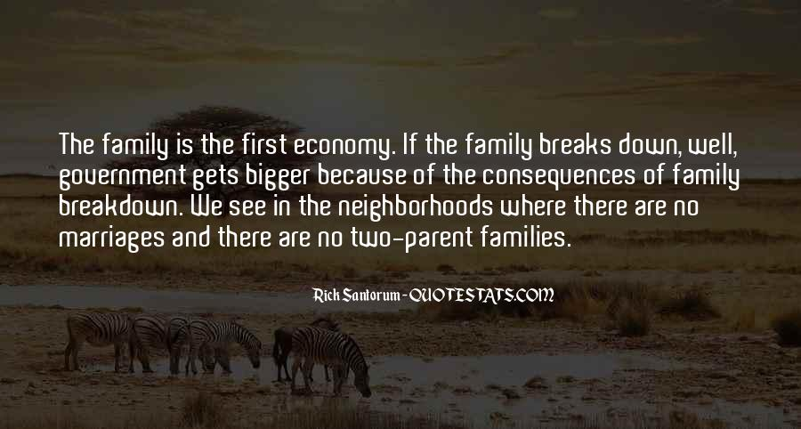 Family Of Two Quotes #62083