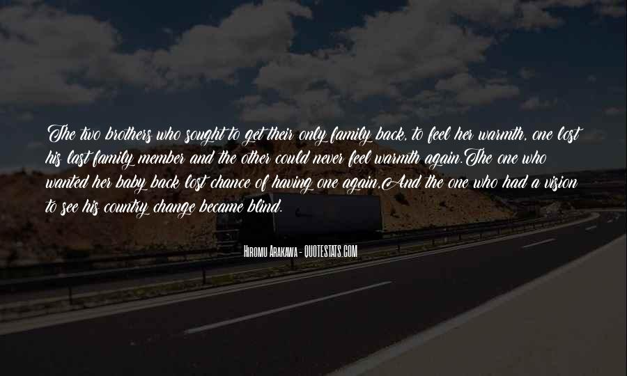 Family Of Two Quotes #674297