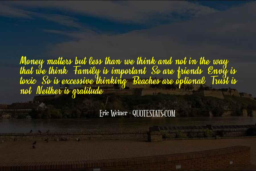 Family Really Matters Quotes #320299