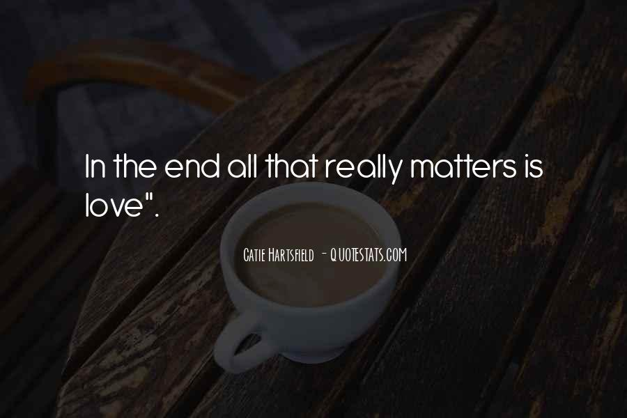 Family Really Matters Quotes #979440
